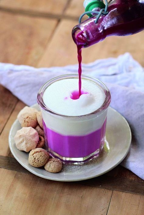 Das ist das beste Heißgetränk im Winter – es ist lecker und es ist pink!