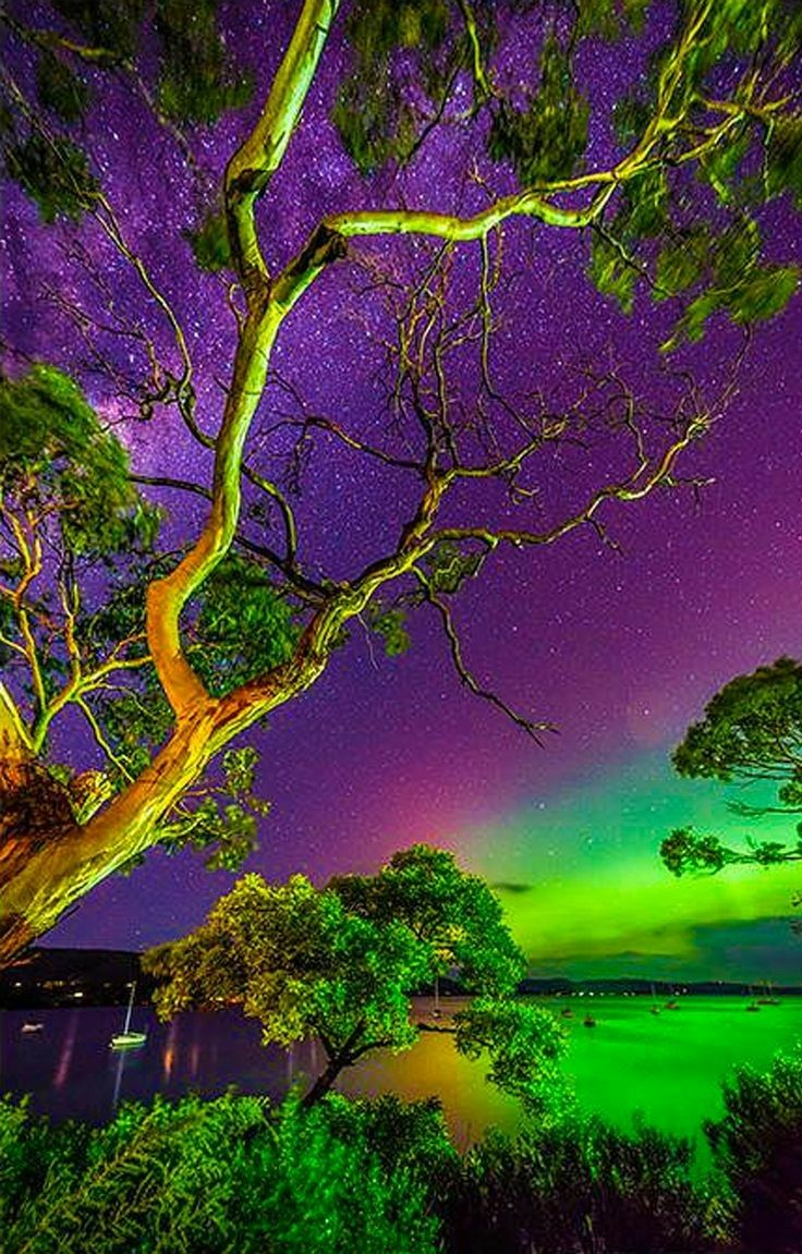 Most Beautiful Love This Very Beautiful Nature Picture Beautiful Nature Nature Photography Northern Lights
