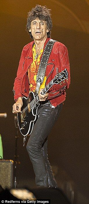 Ronnie Wood                                                                                                                                                                                 More