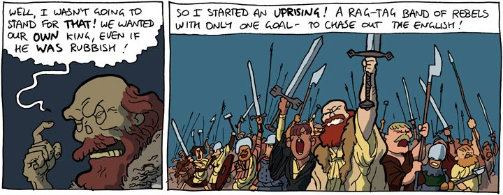 William Wallace -  The Phoenix Issue 39