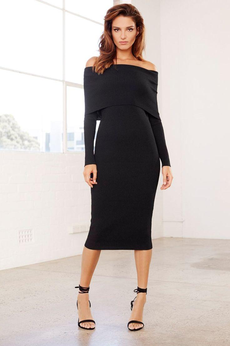 MAGNITUDE KNIT DRESS - Dresses