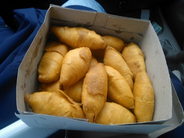 pisang molen (banana fritters bandung, indonesia-style)