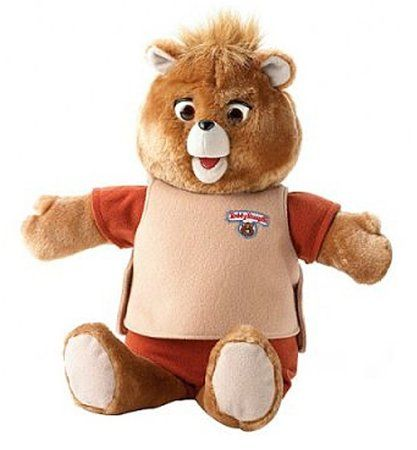 1980s toys | Teddy Ruxpin ..I still have the books and 2 teddys!