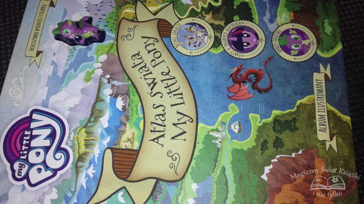 #review http://magicznyswiatksiazki.pl/atlas-swiata-my-little-pony-adrianna-zabrzewska/ #book