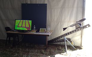 4D Delta at the Liebe Group's Field Day