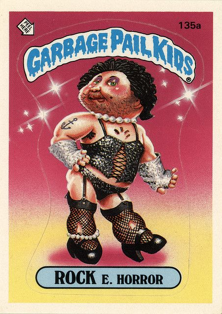 garbage pail kids stickers-I totally had a whole collection of these!!