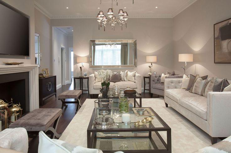 Living space | JHR Interiors