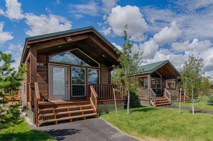Explorer Cabins at Yellowstone | Yellowstone Cabins