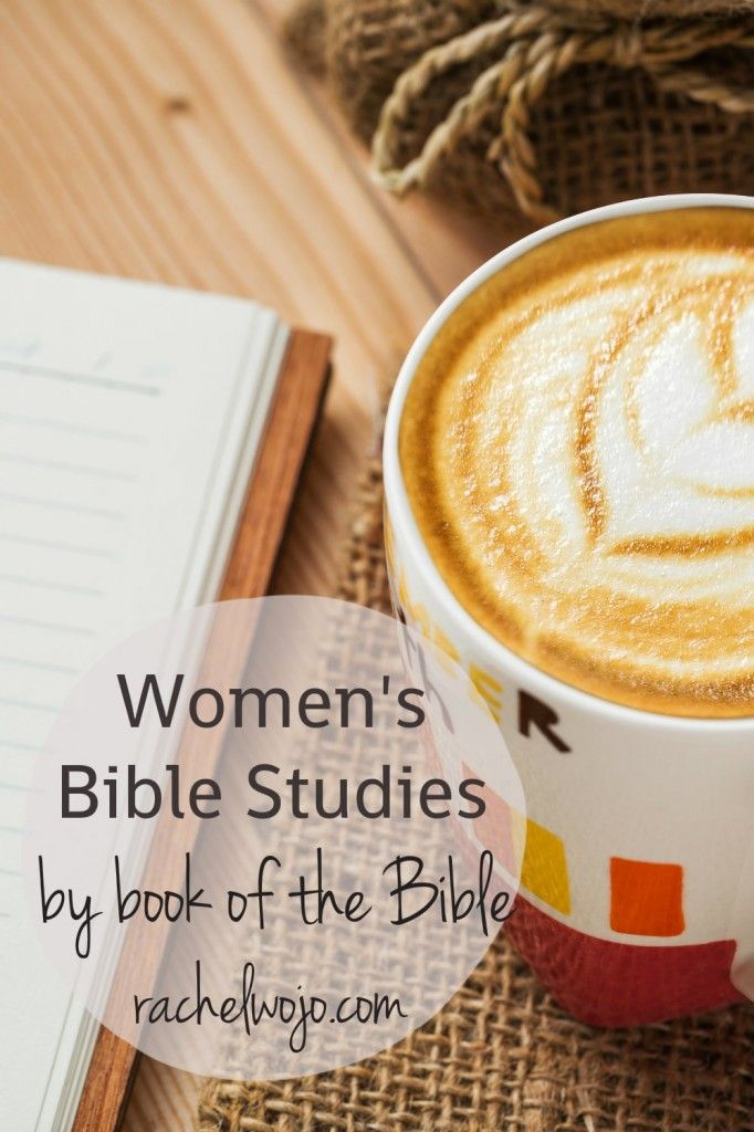 Women's bible studies without homework chart
