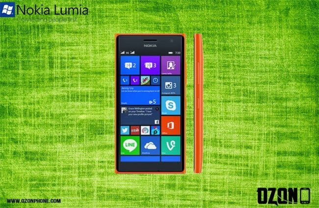 Detailed Specifications Nokia Lumia 730 Dual SIM | Ozon Phone