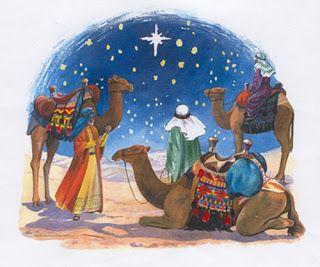 Ya vienen los Reyes Magos - Burbujitas