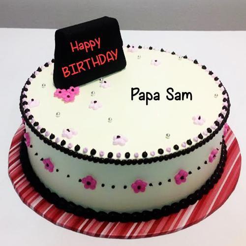 Cake Images With Name Kamal : 1000+ ideas about Birthday Cake Write Name on Pinterest ...