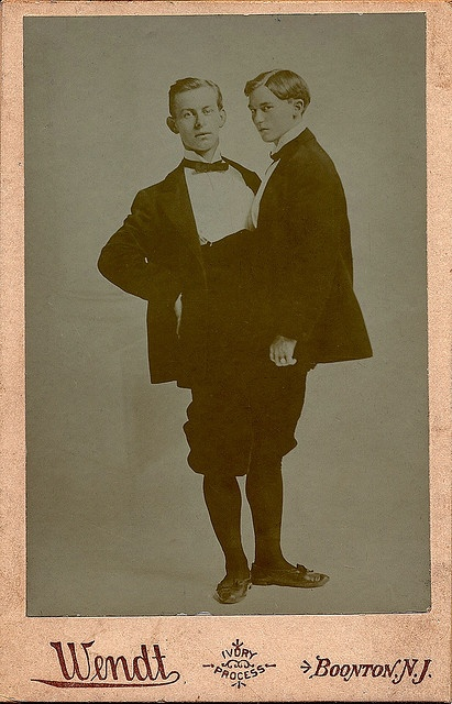 Wendt, Circus People...conjoined twins
