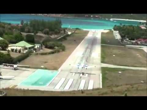 ▶ The Scariest Airplane Landings You've Ever Seen (Volume 2) - YouTube
