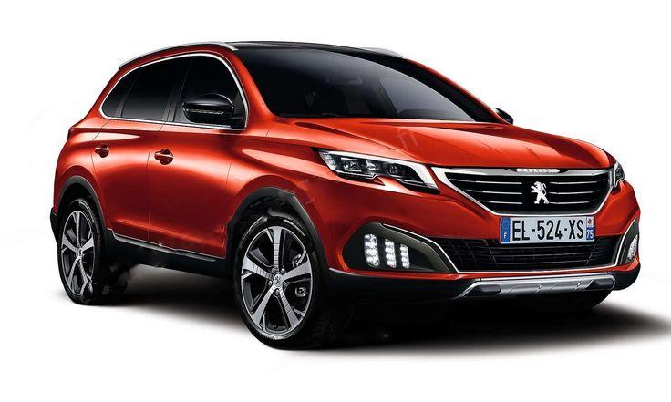 Peugeot rhabille son 3008 en SUV. https://www.drivek.fr/peugeot-3008-suv/