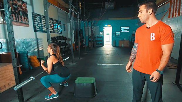 Tip: The Zercher Squat and Box Squat