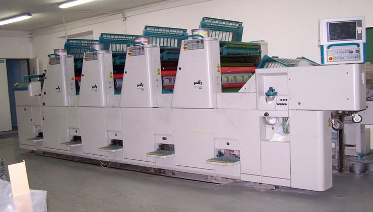 Good Machine, a reputed Dealer of Buy Used Adast Dominant Printing Machines, impresses with its vast range of printing press machines.