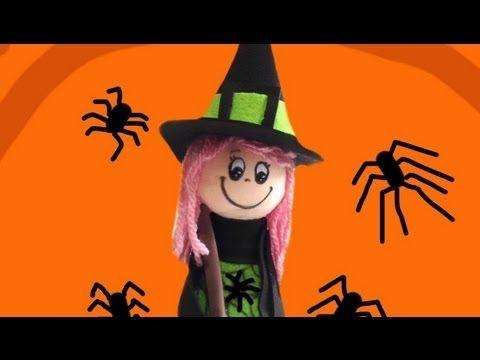 ▶ Cómo hacer una fofucha hucha de Halloween - YouTube