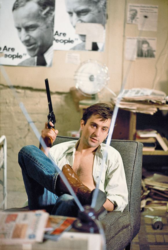 Robert De Niro in 'Taxi Driver' (1976)