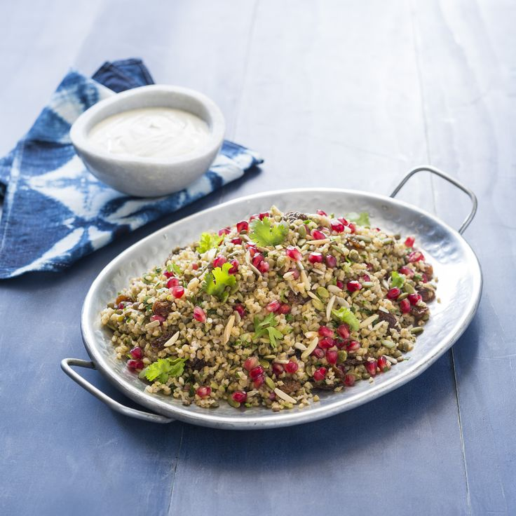 Cypriot grain salad | Recipes to Love Thermomix ebook