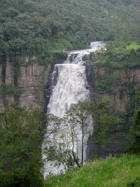 Tequendama Falls, Bogotá , Colombia