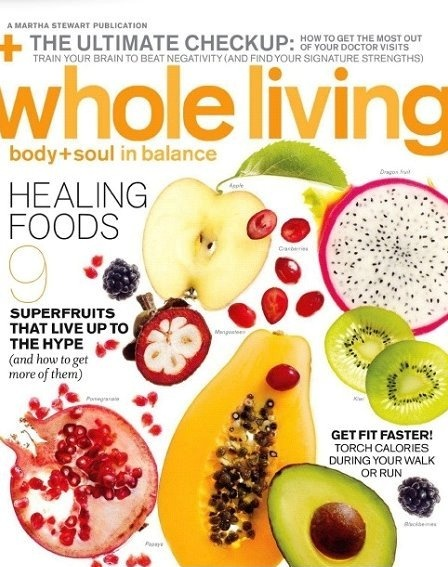 Whole Living Magazine Download Pdf