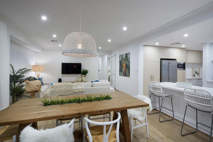 The Whiteoak Perth Best Home Builder Piara Waters Living Area