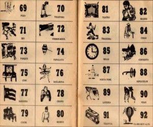 """LA BOLITA"" (CUBAN CHARADE). Numbers and its meaning. + LA ""BOLITA"" CUBANA – busque su número de Suerte ??? | The History, Culture and Legacy of the People of Cuba"