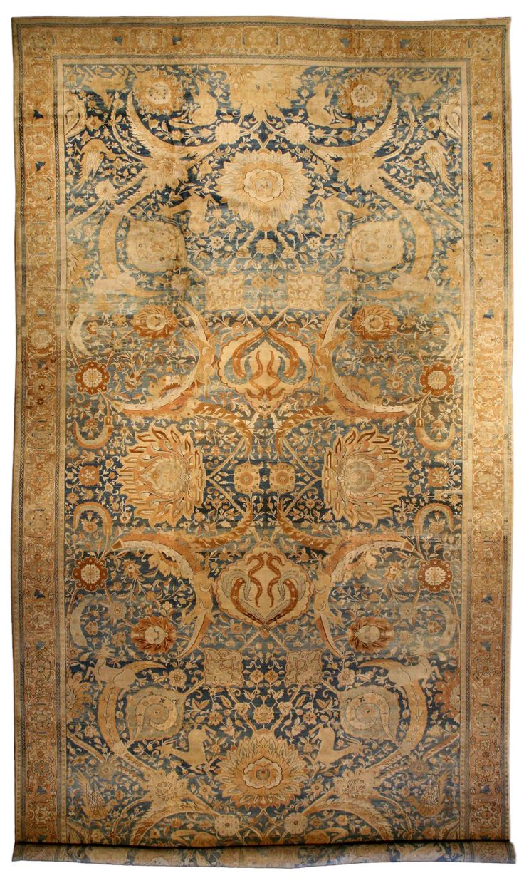 An Indian Amritsar Rug BB2595   A Fine Example From Our Collection Of Late  19thu2026