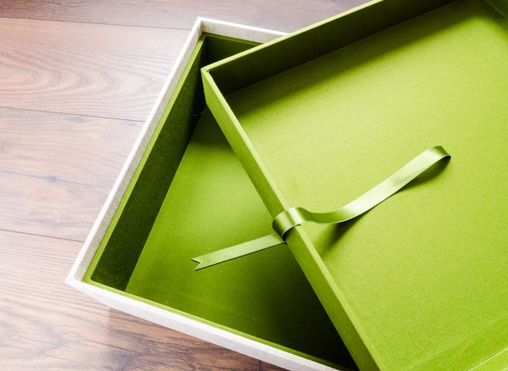 Inside of custom made multi tiered keepsake memory box. Ideal for wedding album storage and other wedding day keepsakes