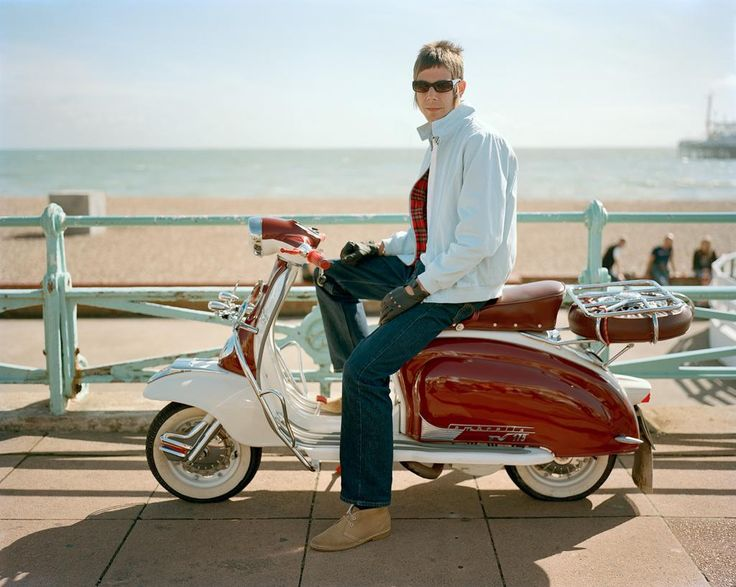 "Photographer: Ian Tong - from his ""Quadrophenia"" photo series"