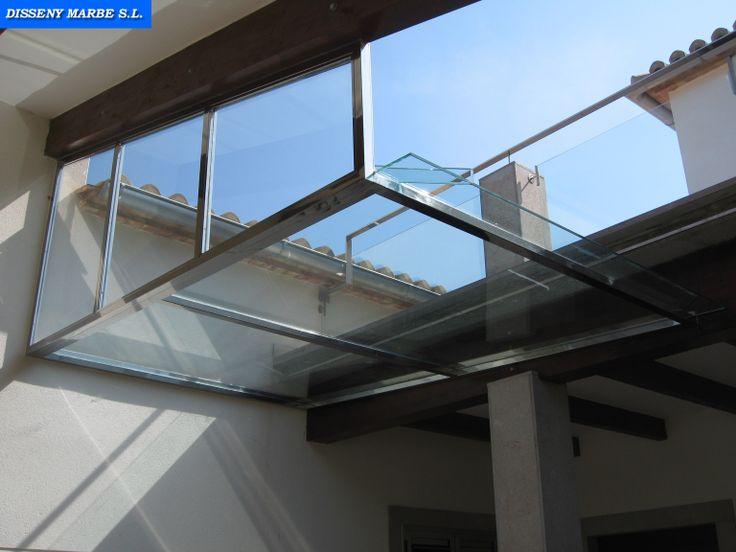 7 best images about techos aluminio on pinterest solar - Techo de aluminio ...