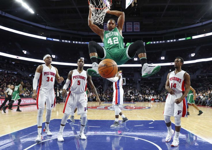 Al Horford immediately shows importance to Celtics in return = It didn't take long for Al Horford to show just how important he is to the Boston Celtics when he returned against the Detroit Pistons on Saturday night. Horford not only filled up the box score with 18 points, 11 rebounds, five.....