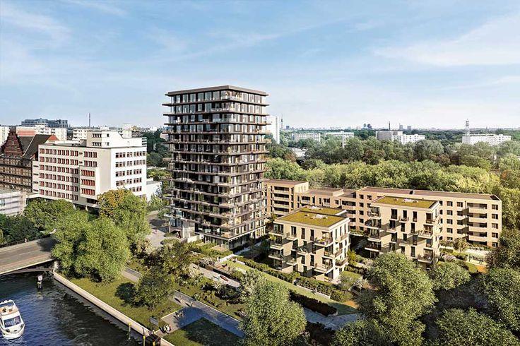 OASIS BERLIN - Berlin-Tiergarten - Grossmann & Berger - Neubau-Immobilien Informationen