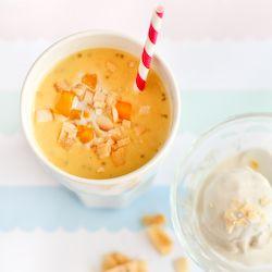 Toasted Coconut Milkshakes Recipes — Dishmaps