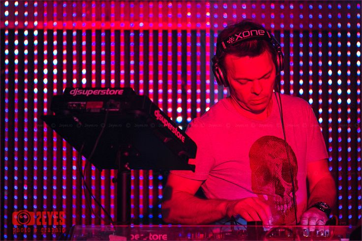 Pete Tong @ Bucharest