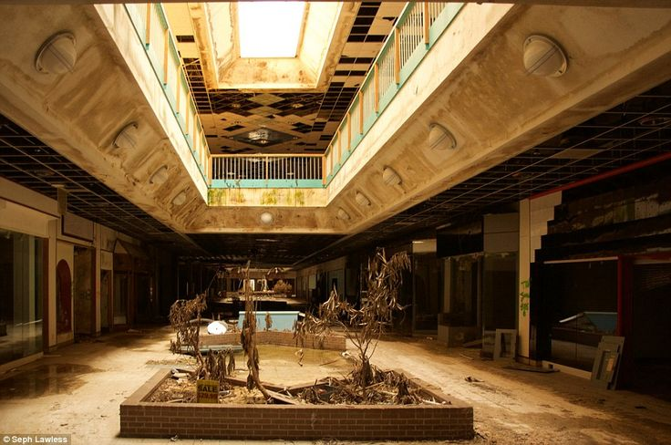 Kansas City, MO. A series of eerie photos have captured possibly the final look inside Missouri's Metro Nor...
