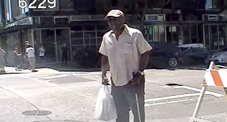 Seattle police officer fired over arrest of an elderly black man for walking with a golf club