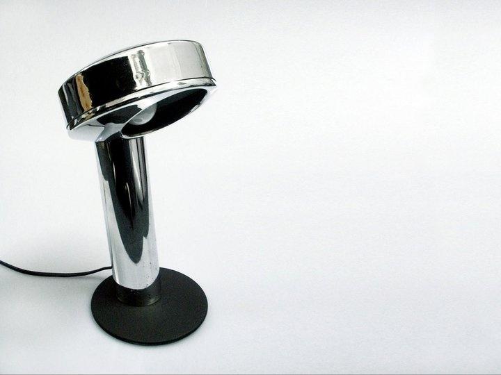 Lámpara de escritorio #retro #lamp