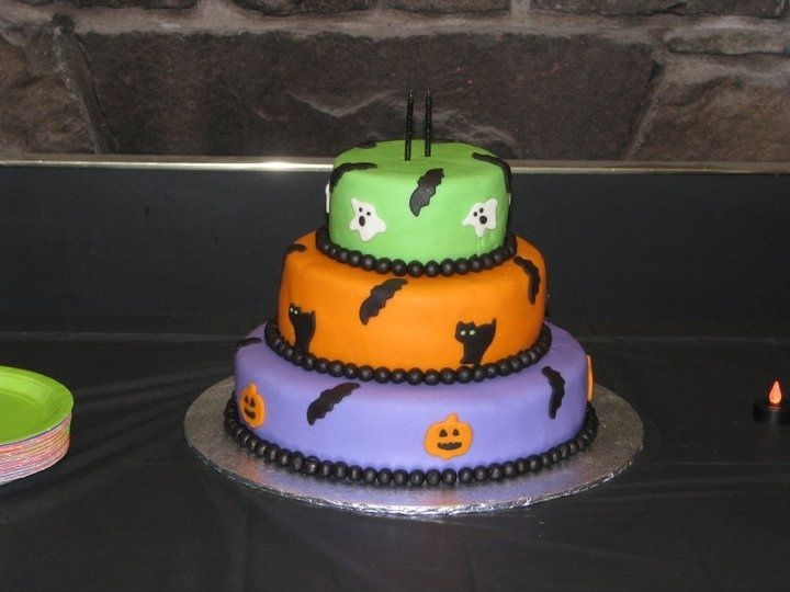 this was for my daughters 2nd birthday it was a halloween themed party this