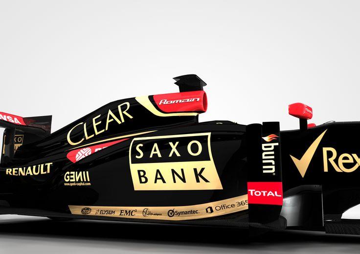 Saxo Bank se sube al monoplaza de Lotus de cara al GP de Mónaco