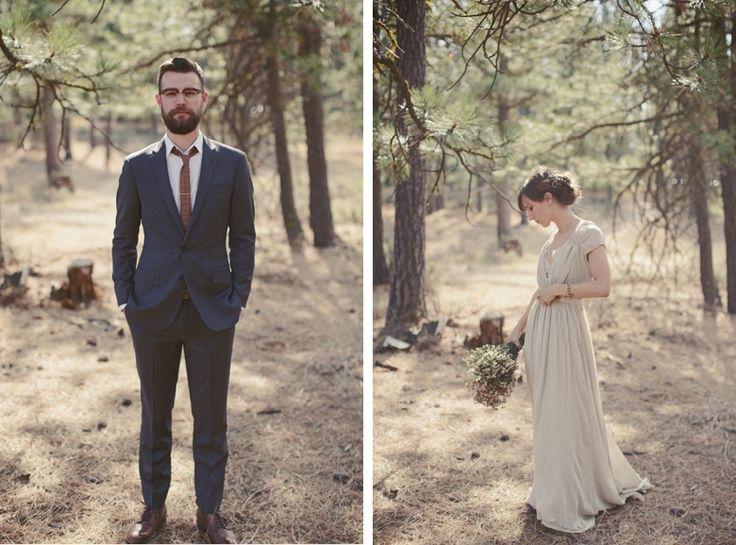 Rustic wedding – Kristen Mikael –  © Ben Blood  - So Lovely moments wedding blog