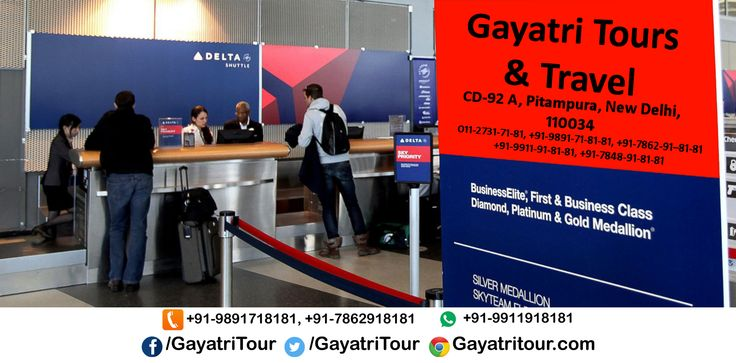 Get your #Air #Tickets at your home. Easy way to get #AirTickets. We receive all type of #online #payment mode and your ticket deliver you through online.  Book your Air Tickets at #LowCost. Book with Gayatri Tours & Travel. Compare and Book  #Call@ 011-2731-7181, +91-98917 18181, +91-78629 18181 and #whatsapp@ +91-99119 18181, +91-78489 18181 www.GayatriTour.com