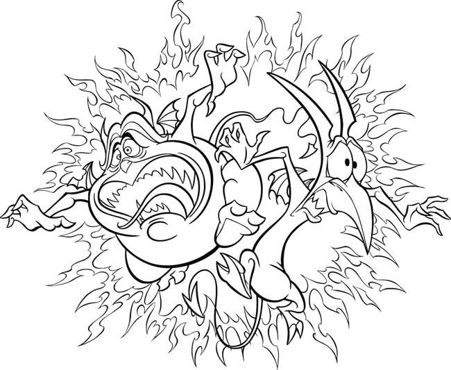 Hercules Coloring Pages 14