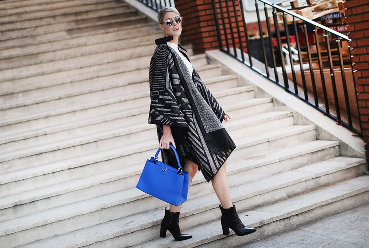 Street Style Paris bloggers, editoras e invitadas | Galería de fotos 2 de 58 | GLAMOUR