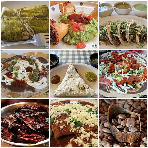 A survey of food in Oaxaca, favorite Oaxacan meals, and typical Oaxacan food. Includes a deep dive on street food, ingredients, moles -- and where to find them.