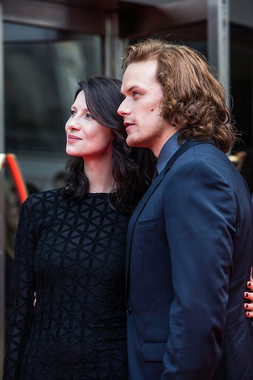 Cait & Sam at Edinburgh Film Festival June 2015