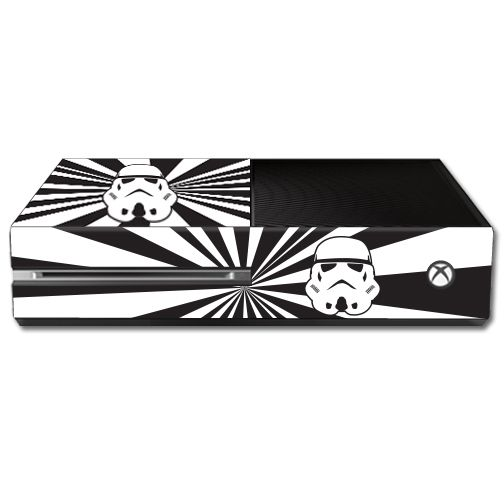 "Xbox One Starwars Skin ""Stormtrooper"" #xbox #console #gaming"