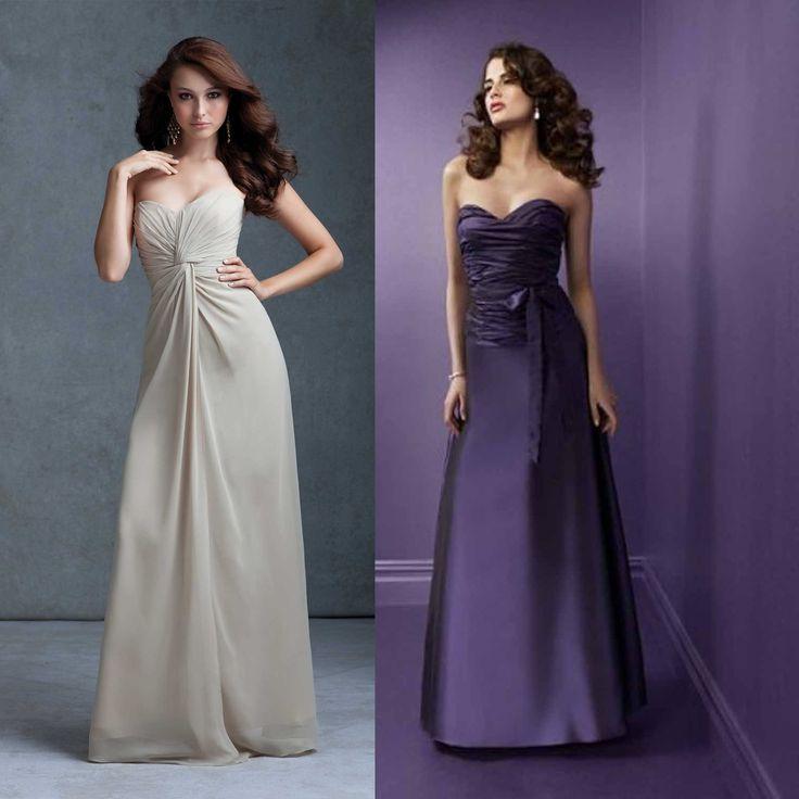 Mejores 82 imágenes de morilee Bridesmaid Dresses en Pinterest ...