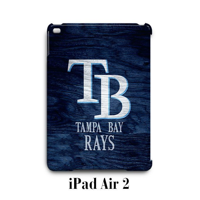Tampa Bay Rays Custom iPad Air 2 Case Cover Wrap Around